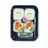 Beij Ching Beij Ching sushi miniset 4 stuks voorkant