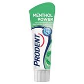Prodent tandpasta menthol power achterkant