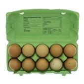 Spar vrije uitloop eieren large achterkant