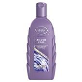 Andrélon Shampoo zilver care voorkant