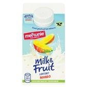Melkunie drinkyoghurt mango voorkant