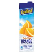Coolbest coolbest orange pulp free voorkant