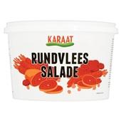 Karaat Salade Rundvleessalade voorkant