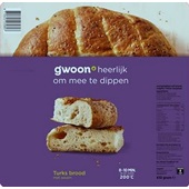 Gwoon Turks brood voorkant