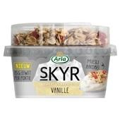 Arla skyr yoghurt vanille-muesli voorkant