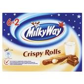 Milky Crispy Rolls voorkant