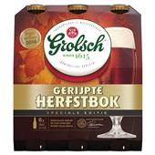 Grolsch speciaalbier Gerijpte Herfstbok voorkant