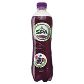 Spa Fruit frisdrank Forest Fruit 500ML voorkant