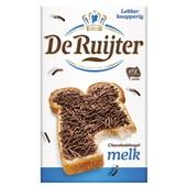 De Ruijter chocoladehagel melk voorkant
