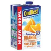 Coolbest Coolbest Perium orange achterkant