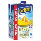 Coolbest Coolbest Mango dream achterkant