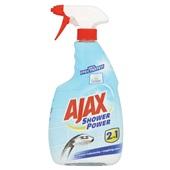 Ajax reinigingsspray shower power  voorkant
