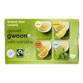 Gwoon thee 1-kops groene thee variatiebox voorkant