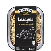 Vivera lasagne bolognese voorkant