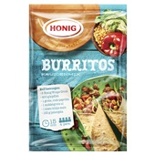 Honig kruidenmix Burritos voorkant
