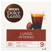 Nescafé Dolce Gusto koffiecapsules Lungo Intenso voorkant