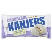 Kanjers wafels witte chocolade karamel voorkant