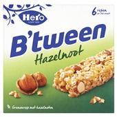 Hero B'tween granenreep Hazelnoot voorkant