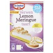 Dr. Oetker taartmix Verwen Lemon Meringue voorkant