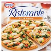 Dr. Oetker Ristorante Pizza Pollo voorkant