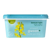 Gwoon margarine bewust light kuip voorkant