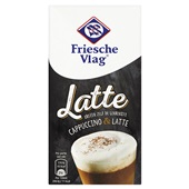 Friesche Vlag koffiemelk latte voorkant
