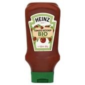 Heinz ketchup bio top down voorkant