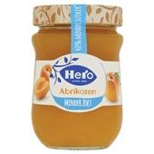 Hero abrikozenjam minder zoet voorkant
