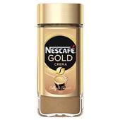 Nescafé Gold oploskoffie crema voorkant