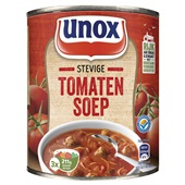 Unox tomatensoep stevig voorkant