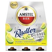 Amstel Radler dubbel citrus 2.0% voorkant