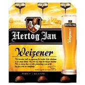 Hertog Jan bier Weizener voorkant