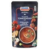 Unox proeverij romige tomatensoep voorkant