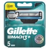 Gillette scheermesjes mach 3 voorkant