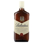 Ballantine's whisky voorkant