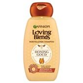 Garnier shampoo honing goud voorkant
