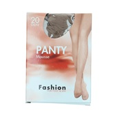 Foot-Leg panty mousse wineblush maat 40-44, 20 denier voorkant