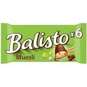 Balisto Chocolade Muesli-Mix 6-Pack voorkant