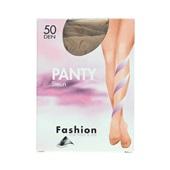 Fashion panty steun whine maat 40-44, 50 denier voorkant
