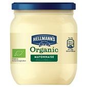 Hellmann'S mayonaise Organic voorkant