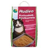 Cocini Kattenbakvulling Houtkorrels voorkant