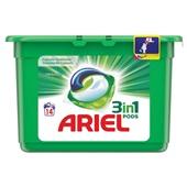 Ariel 3 in 1 pods wascapsules original voorkant