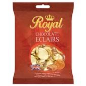 Tangerine Chocolade Royal Eclairs voorkant