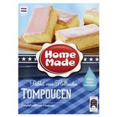 Home Made pakket voor Hollandse tompoucen voorkant