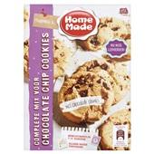 Home Made chocolade koekjes bakmix voorkant