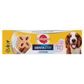 Pedigree hondensnack dentastix voorkant