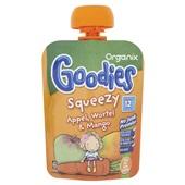 Organix Goodies Appel Wortel En Mango voorkant