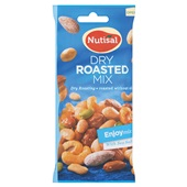 Nutisal dry roasted enjoy mix voorkant