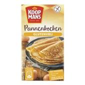 Koopmans glutenvrije pannenkoekenmix voorkant