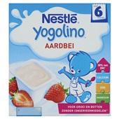 Nestlé Yogolino Aardbei voorkant